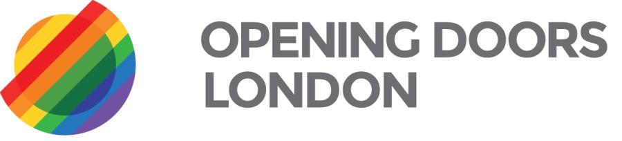 Logo of Opening Doors London